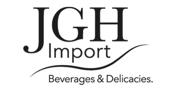 JGH IMPORT BEVERAGES AND DELICACIES, PHILIPPINES Logo